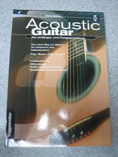 Acoustic Guitar, Gitarrenschule, B Ware, Türk/Tehe
