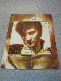 K.D. Lang Ingénue /CONSTANT CRAVING, MISS CHATELAINE, OUTSIDE MYSELF, 0-7119-360-9