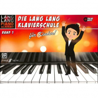 Die Lang Lang Klavierschule Band 1, ALF 20194G