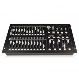JB Systems CMX-24, DMX Lichtmischpult mit 24 Kanälen