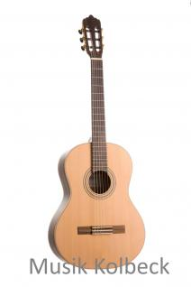 LaMancha Rubi CM/63 Konzertgitarre 7/8 Grösse 6 Saitig
