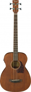 IBANEZ PCBE12MH-OPN, Performance Akustikbass, 4 String, Open Pore Natural