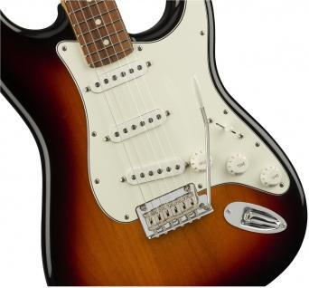 Fender Player Stratocaster PF3TS, 0144503500, E-Gitarre, Mexico, Strat, Sunburst - Vorschau 3