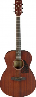 IBANEZ PC12MHE-OPN, PC-Series Acoustic guitar incl. Preamp Open Pore Natural