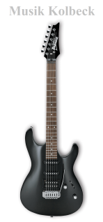 Ibanez GSA60-BKN, E-Gitarre GIO GSA 60 TOP SELLER ! BKN - Black Night