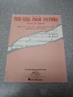 The Girl from Ipanema (Grôta De Ipenema), Antonio Carlos Jobim, B Ware