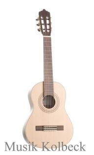 LaManche Rubi CM/53 Konzertgitarre 1/2 Grösse 6 Saitig