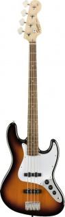 Squier Affinity Jazz Bass, Laurel Fingerboard, LRL BSB Nr. 037-0760-532