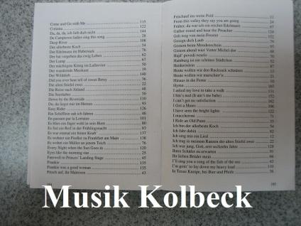 Lieder Songs & Gospels 3, Kalinka, Oh Freedom, The Preacher, Corinna, Easy Rider - Vorschau 4