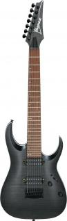 IBANEZ RGA742FM-TGF, RGA Serie E-Gitarre 7 String Transparent Grey Flat, B-Ware