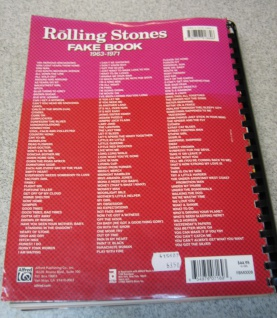 Rolling Stones Fake Book 1963-1971, If You Let Me, If You Need Me, 0-7579-1889-1 - Vorschau 2