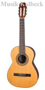 Höfner Carmencita Gitarre - HC502 3/4 Konzertgitarre 3/4 Grösse 6 Saitig