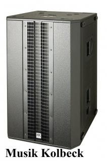 H K-Audio Linear5 Sub 2000A Aktiv Unsere Vorführer, 1000 W, Lautsprecher