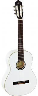 Ortega R 121WH Konzertgitarre m. Gig Bag, 4/4, Akustische Gitarre