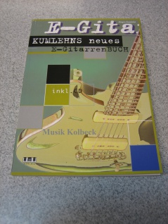 Kumlehns neues E-Gitarrenbuch, Gitarrenschule, 978-3-932587-47-4, Noten