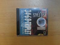 Korg i-series Styl Disk, i3, i2, 3/4, 6/8 TRIPLET, IFD-05, gebraucht