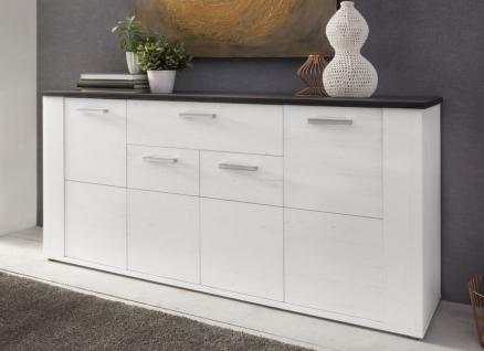 sideboard dunkel g nstig sicher kaufen bei yatego. Black Bedroom Furniture Sets. Home Design Ideas