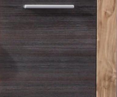 Badmöbel komplett Set Cancun Nussbaum satin Touchwood 5-teilig Breite 175 cm - Vorschau 5