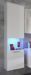 badezimmer hängeschrank hochglanz kaufen bei Yatego