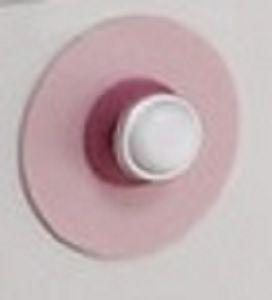 Babyzimmer Set Olivia komplett weiß 5-teilig inkl. Applikationen in rosa - Vorschau 3