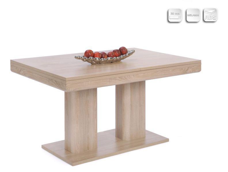 Esstisch 140 x 100 ausziehbar affordable tisch esstisch x for Esstisch 140 x 100 ausziehbar