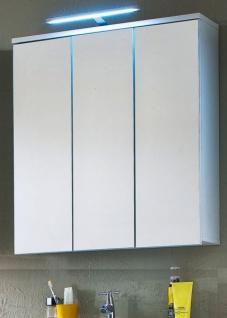 Bad Spiegelschrank Summer in weiß 3-türig 70 cm - Kaufen bei OE ...