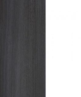 Badmöbel Set California 3-teilig in weiß und Sardegna grau Rauchsilber 112 x 180 cm Badkombination - Vorschau 5