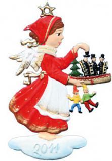 Engel mit Spielzeug 2011