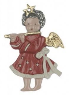 Engel mit Querflöte