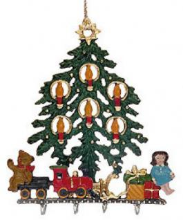 3D Christbaum mit Geschenken