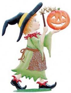 Halloween Zauberer (zum Stellen)