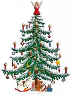Großer Christbaum zum Stellen