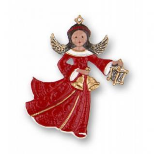 Engel mit Glocken und Laterne