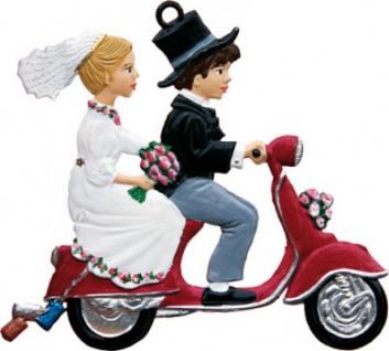 Just married zum Hängen