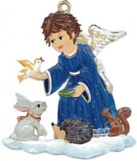 Engel mit Tieren