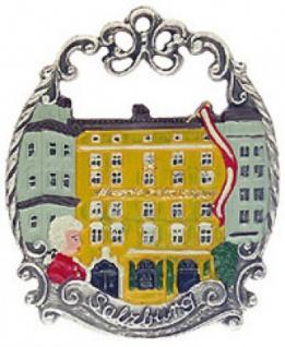Salzburg-Mozarthaus