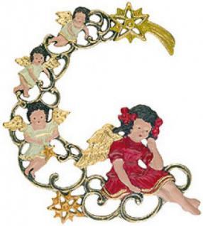 Engel mit kleinen Engeln
