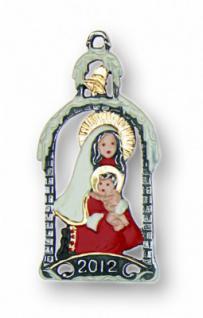 Weihnachtsmotiv 2012 Maria mit Kind