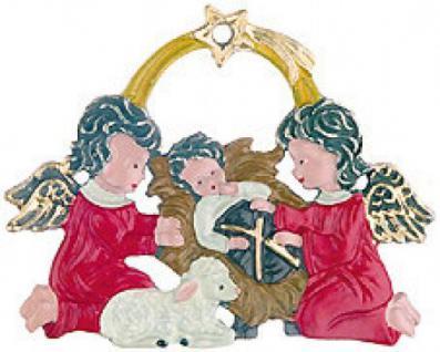Engel mit Jesuskind