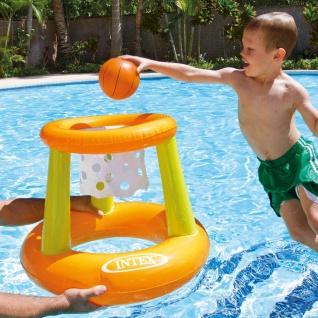 Intex 58504NP - Wasserspiel Floating Hoops - Ø 67 x 55 cm - Vorschau 2