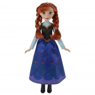 Hasbro B5163 - Disney Die Eiskönigin - Anna, Puppe