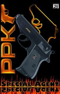 Sohni-Wicke 0482 - 25-Schuss Walther PPK Amorcespistole