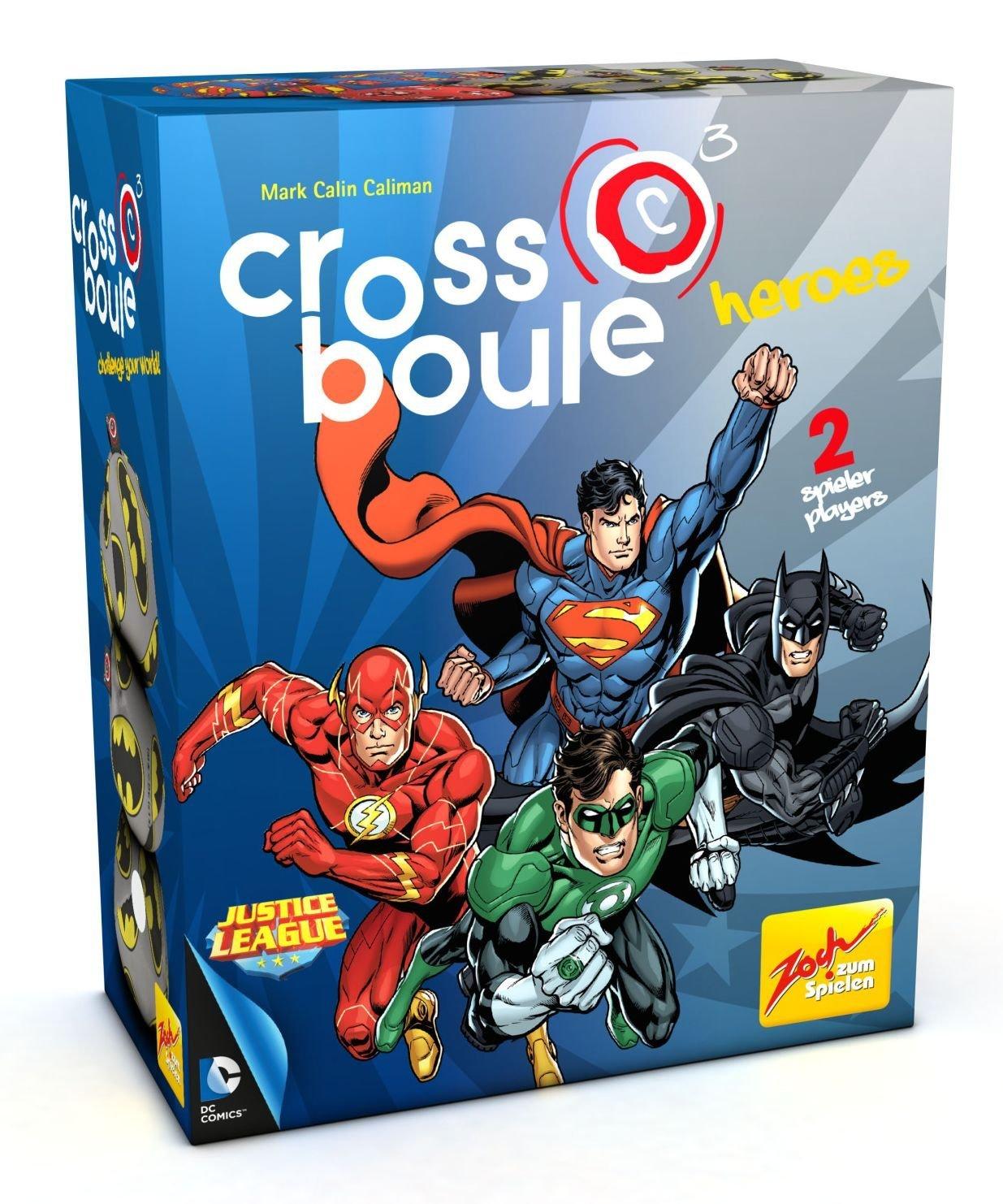 Zoch 601105089 Crossboule Spiel Heroes Batman Vs Superman