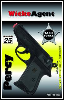 Sohni-Wicke 0480 - 25-Schuss Percy Pistole