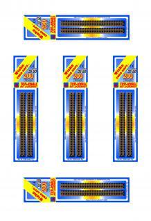 Sohni-Wicke 0286 - 25/50-Schuss Amorces Munition 5 Blister = 1.000 Schuss - Vorschau 2