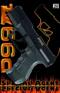 Sohni-Wicke 0483 - 25-Schuss P99 Amorcespistole - Vorschau