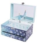 Trousselier S60430 - Disney FROZEN - Die Eiskönigin - Schmuck Spieldose Elsa