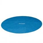 Intex 29021 - Solarabdeckplane für Easy Set und Frame Pools - Ø 305 cm