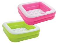 Intex 57100NP - Babypool Play Box Pool - Mehrfarbig - 85 x 85 x 23 cm