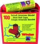 Sohni-Wicke 0220 - Amorces 100 Schuss Band - 1 Paket mit 12 Stangen = 12.000 Schuss